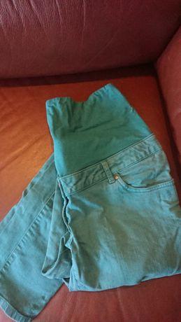 Spodnie ciążowe rozm. 44
