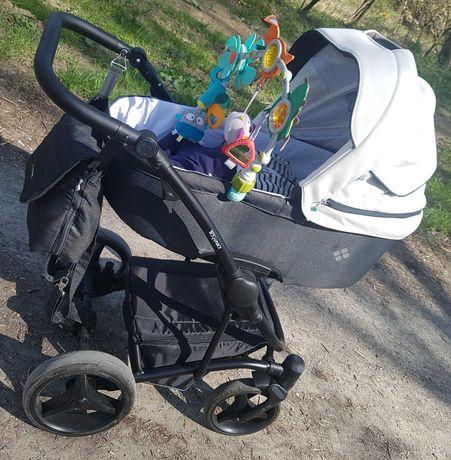 Wózek dziecięcy 2w1 BEBETTO TORINO