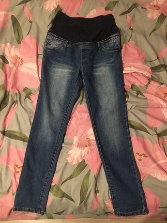 Spodnie ciążowe rozmiar 42 jeansy