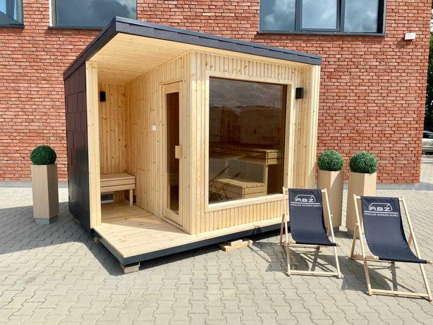 Sauna ogrodowa A.B.Z.