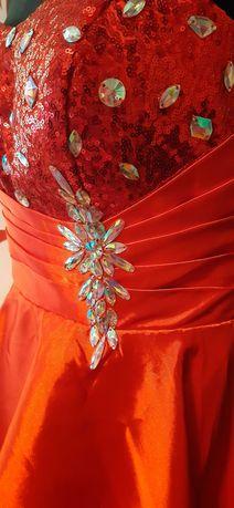 sukienka koktajlowa M/L