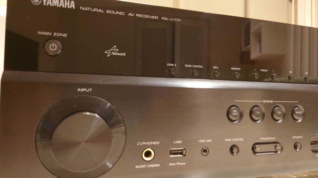 Amplituner Yamaha RX-V771 czarny