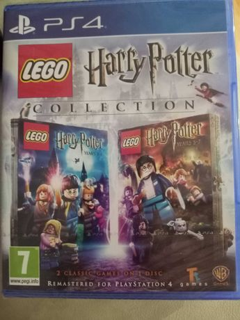 PS4 LEGO Harry Potter jeszcze w folii!!! Zamienię/Sprzedam