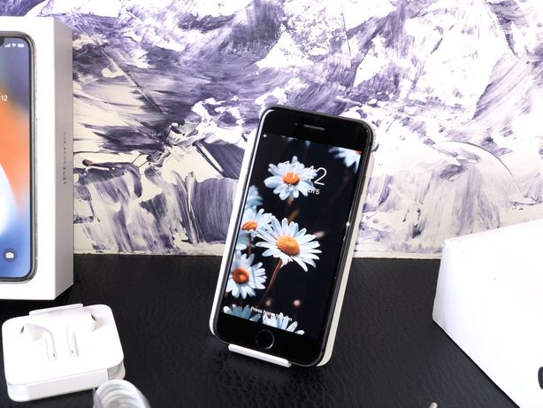iPhone SE 16gb Space Gray Neverlock Гарантия