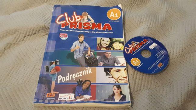 Club Prisma A1 j.hiszpański podręcznik