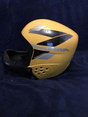 Горнолыжный шлем Alpine с дугой
