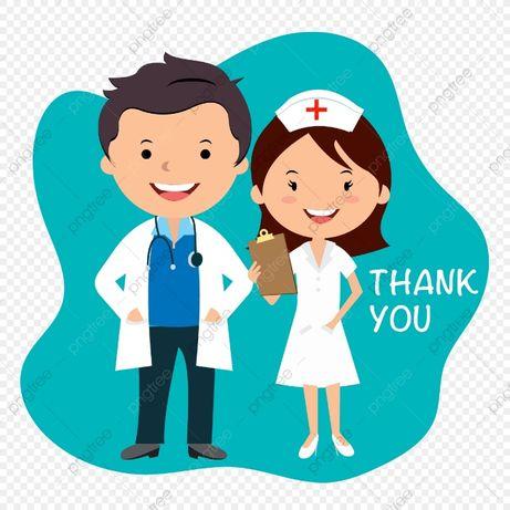 Услуги медсестры на дому (капельницы, уколы, перевязки)