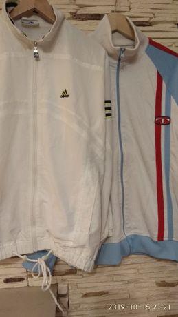 bluzy dresowe adidas i Tom Wolfe