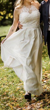 Sukienka suknia ślubna MASCARA M