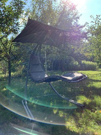 Fotel leżak ogrodowy