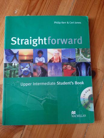 Książka  Straight forward do nauki angielskiego