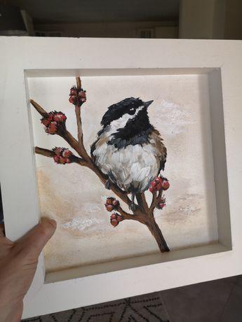 Obraz ptaki