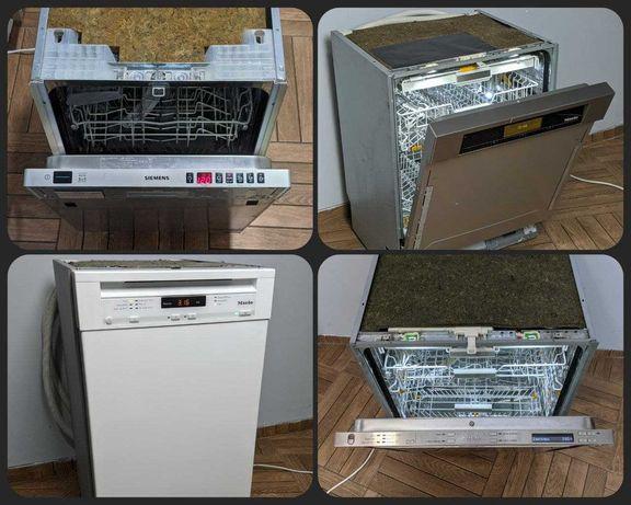 Б\У Посудомоечние Машини Miele Bosch Siemens з Германии