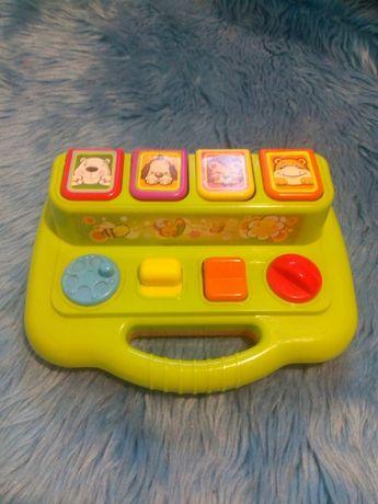 Детская механическая развивающая игрушка