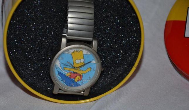 """*Relógio de Pulso subordinado ao tema """"The Simpsons"""""""