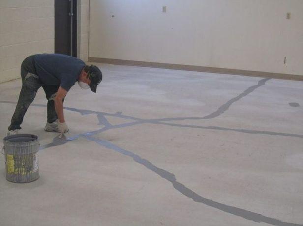 Ремонт і шліфування бетонних підлог любої складності