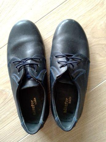 Кожаные туфли БистФор, 31 разм.