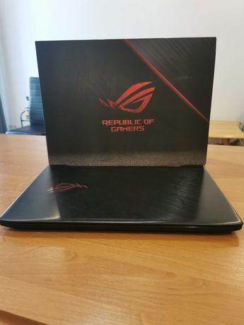 Laptop Gamingowy Asus ROG i5/16gb/gtx1050Ti