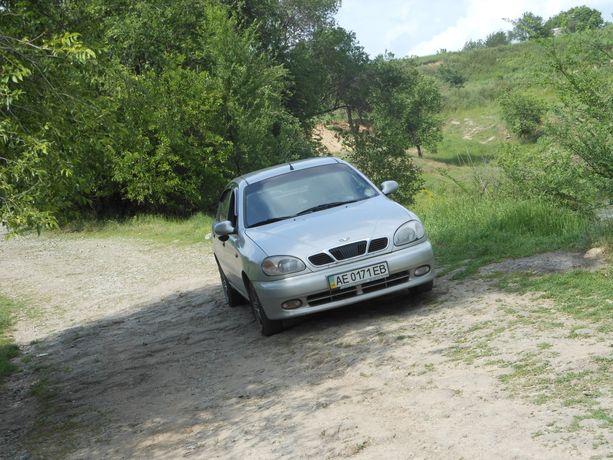 Продам автомобиль Ланос в нормальном состоянии