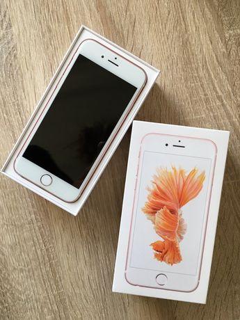 iPhone 6s 32GB gold rose