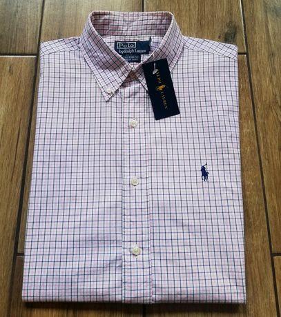 Polo Ralph Lauren oryginalna męska koszula