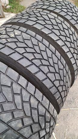 Комплект шин 315/70/22.5 Dunlop SP 446(нарезка)