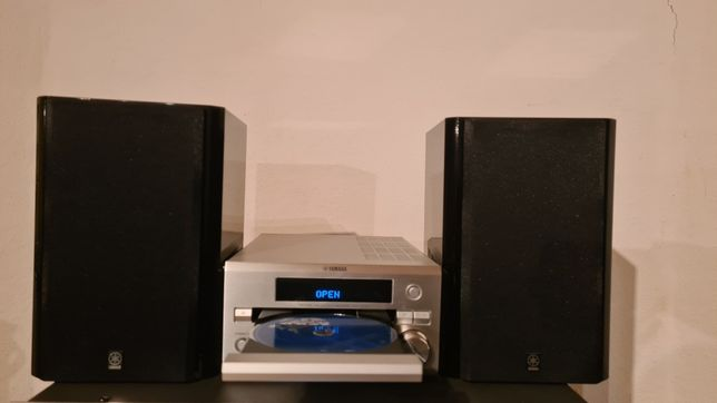 Wieza Yamaha RDX-E700 NX-E700 DVD Komplet Optyczne Stan BDB ! ! !