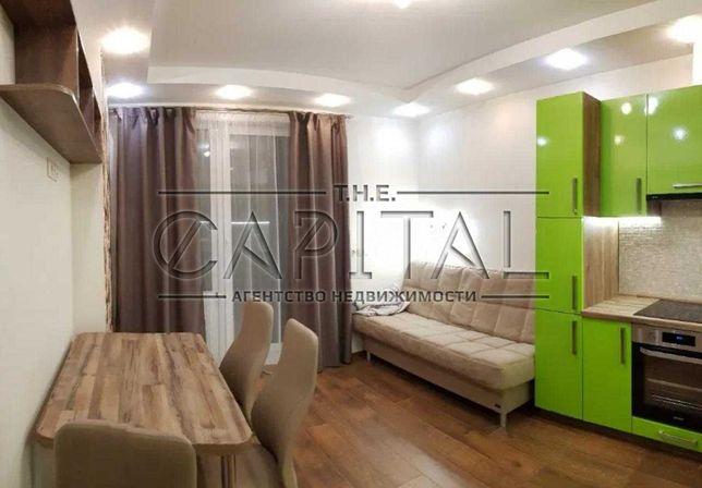Продается 1-комнатная квартира в ЖК Автограф, 50 кв.м