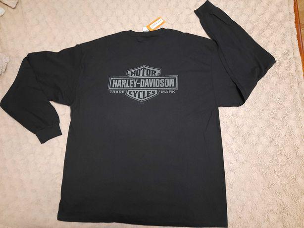 Nowa bluza koszulka męska 2xl Harley Davidson xxl