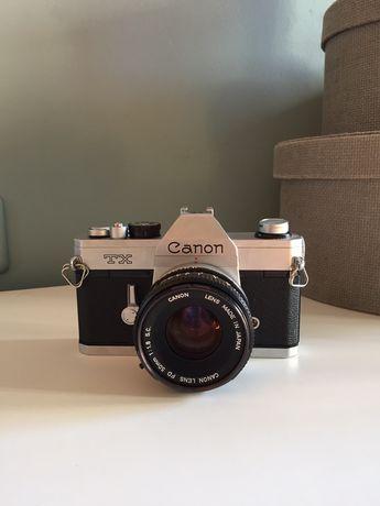 Canon TX Analógica