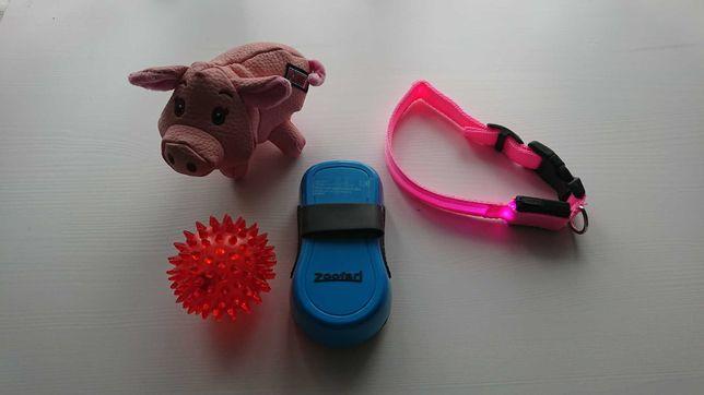 Zabawki i akcesoria dla psa