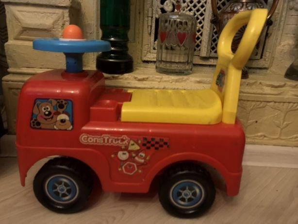 Smiki jeździk Cons Truck