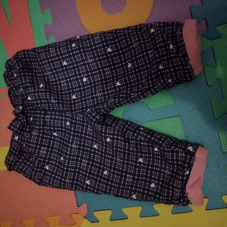 Spodnie zimowe dla niemowlaka