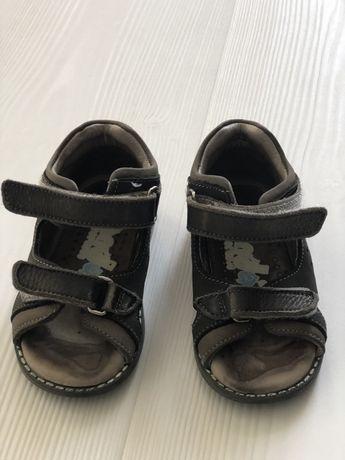 Детская обувь, ортепедические сандали, 20 размер