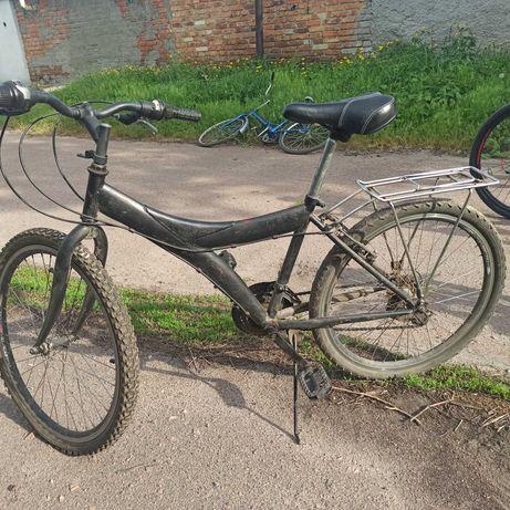 Велосипед б/у на 10-13 лет
