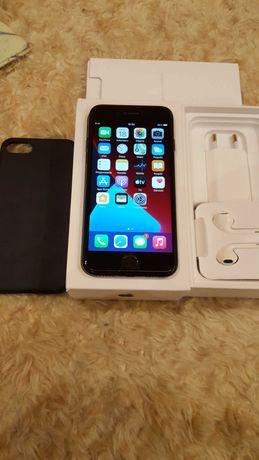 Apple iPhone 7 32GB Black - jak nowy, kondycja baterii 100%