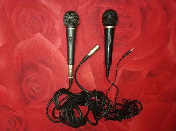 Микрофон Samson R11 , Panasonic RP-VK21 imp 600