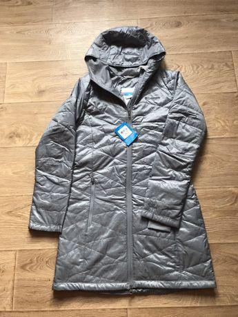 Пальто женское Columbia omni- heat, новое, М
