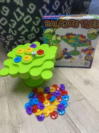Gra Balansujące drzewko