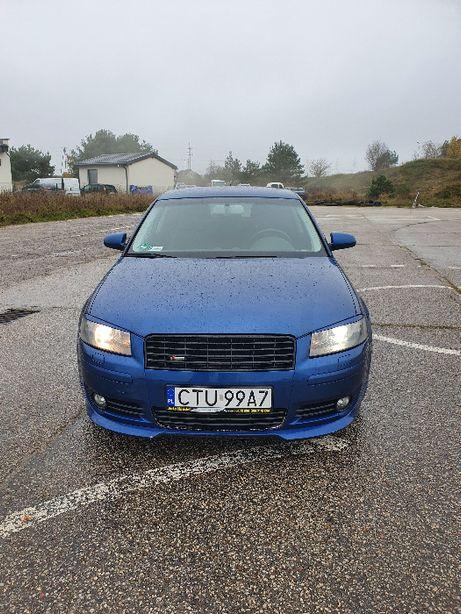 Audi A3 S-Line 2.0 TDI