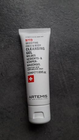 Artemis of Switzerland, Sensitive NOWY Oczyszczający żel do twarzy