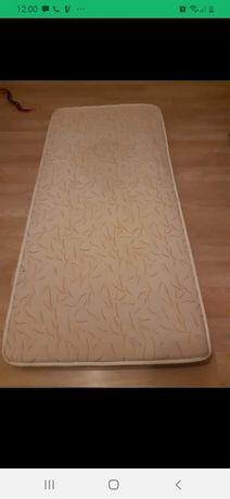 Materac do spania kieszeniowe kokos 90x190
