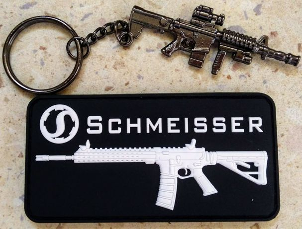 Schmeisser AR15 gadżety