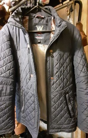 Куртка чоловіча, весняна, тепла зима