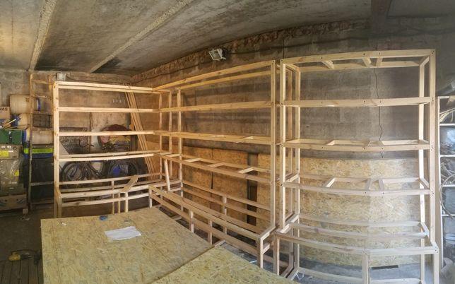 Ремонт и изготовление деревянных и мебельных изделий