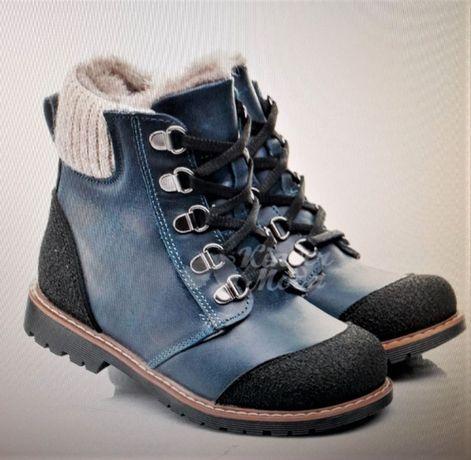 Зимние ботинки на меху Woopy Orthopedic р.33 .Турция.