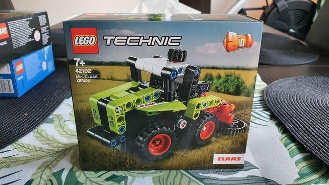 Nowy Lego Technic 42102