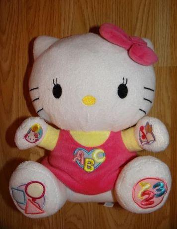 Clementoni Hello Kitty interaktywna kotka śpiewająca mówiąca i ucząca