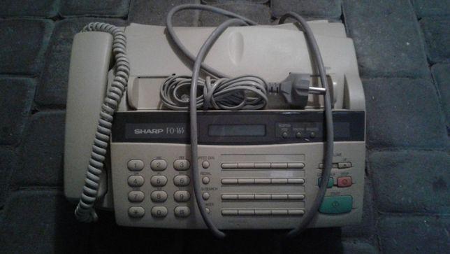 Факс-телефон Sharp