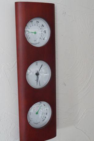 Zegarek Budzik Hydrometr Termometr